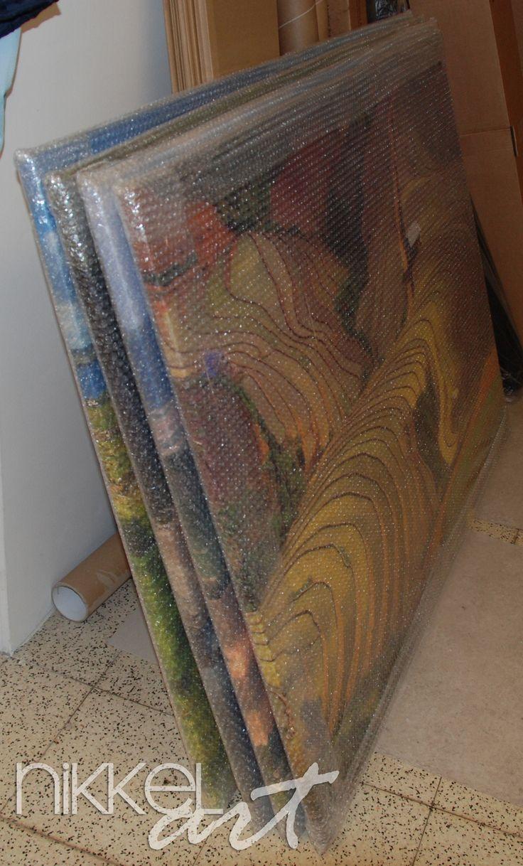 Foto op Canvas Onze offerte bestaat uit hoge kwaliteit foto op canvas gedrukt op canvas, klaar om opgehangen te worden. Onze motieven worden als fotoschilderij van groot, middelgroot en klein formaat in techniek uitgevoerd gedrukt in digitale technologie op doek(canvas) en gespannen op een houten spieraam. De fotoschilderijen