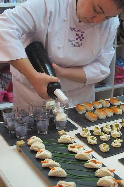 To be Gourmet: Aperitivos para celebraciones. Oreo de foie.