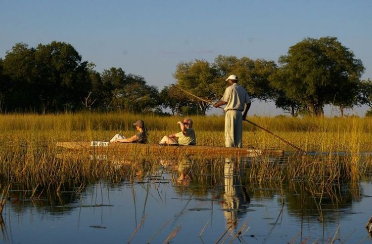 Explore & see the wildlife of the Okavango Delta & Chobe then marvel at the cascading waters of Victoria Falls