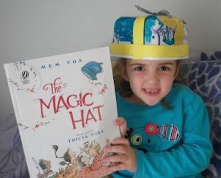 House of Baby Piranha: The Magic Hat