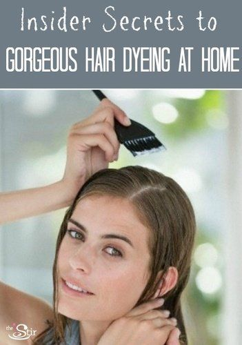 The 25+ best Highlighting hair at home ideas on Pinterest | At ...
