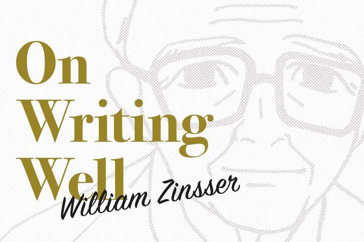 """アメリカの伝説ライター、ウィリアム・ジンサーは19冊もの書籍を執筆しイェール大学などで文章の書き方を教えてきたいわゆる文章のスペシャリスト。代表作""""On Writing Well""""(良い文章の書き方)は販売部数150万部を超えるベストセラーとなりました。その中からより良い文章を書くのコツを翻訳つきでご紹介します"""