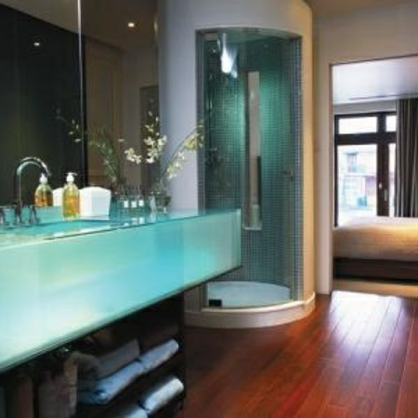 83 best Badezimmer images on Pinterest Bathroom, Bathrooms and - deko ideen badezimmer