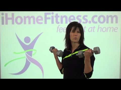 How Much Weight to Use  Learn more at http://IhomeFitness.com