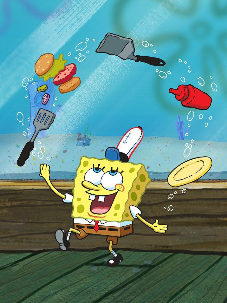 Is spongebob squarepants a cartoon