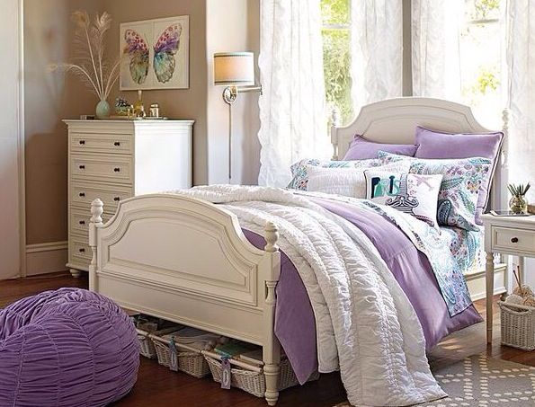 Pb Teen Girls Bedroom My Dream House Pinterest