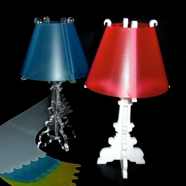 Lampada da tavolo Plexiglam