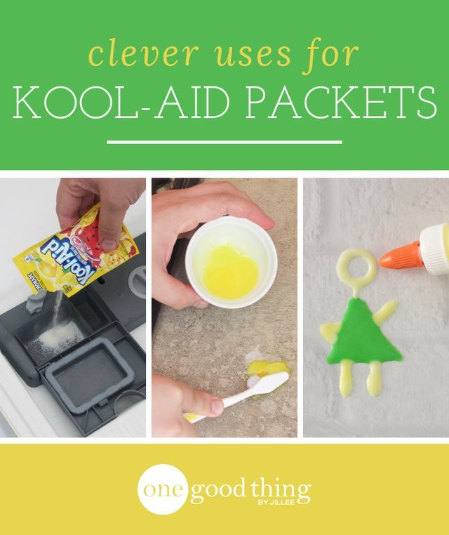 My family has a long history with Kool-Aid. Both my husband and our kids used to LOVE grape Kool-Aid so we went through a lot of it back in the days. And because we always seemed to have a pitcher of