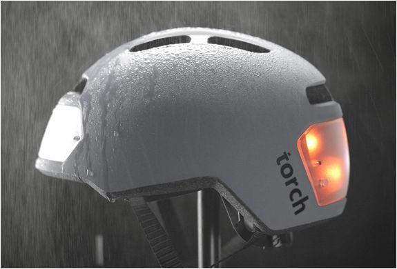 Torch T2 : un casque lumineux qui se recharge en USB