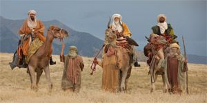 The Wise Men Seek Jesus - Matthew 2