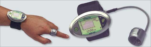 Non-Invasive Blood Glucose Monitor