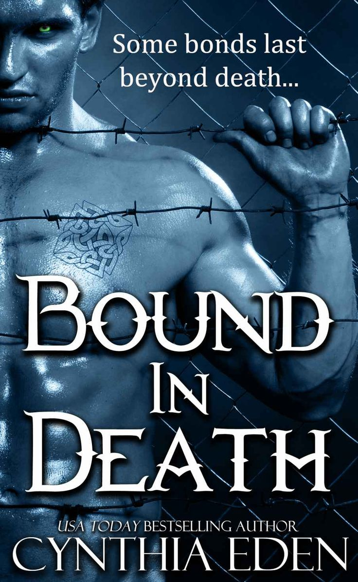 Bound In Death (bound  Vampire & Werewolf Romance Book 5)  Kindle Edition