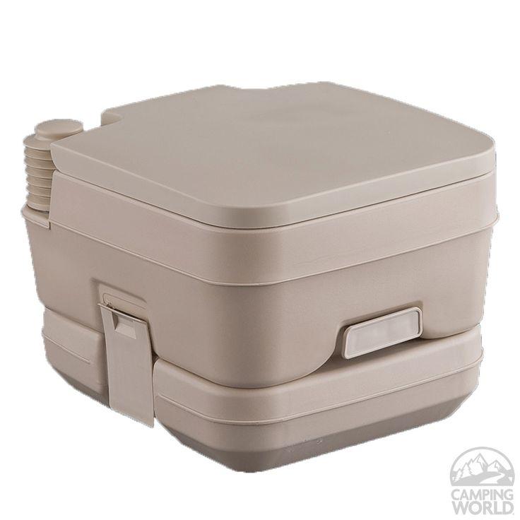 5 Gallon Portable Camping Toilets