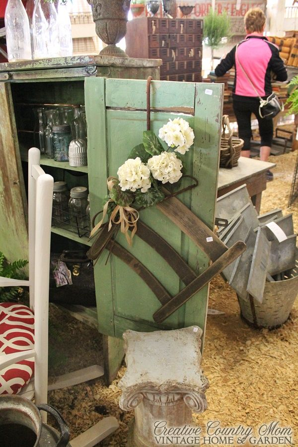 Creative Country Mom's: Country Living Fair Nashville 2015 - Day 3 'Junk Drunk""