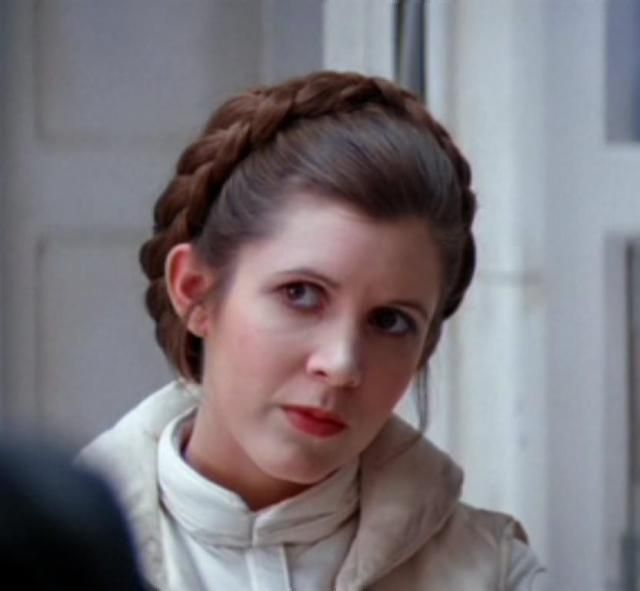 DIY Princess Leia Buns and Three More Leia Hairstyle Tutorials: A Crown of Hoth Braids