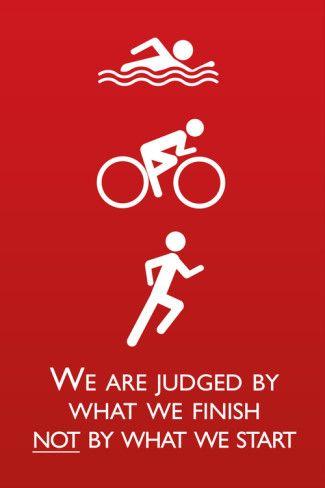 #Triathlon y motivación: ¡Totalmente cierto y aplicable para todo lo que hacemos en nuestra vida!