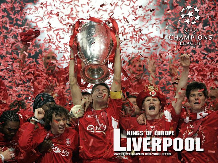 Liverpool FC. Ardent supporter #lfc