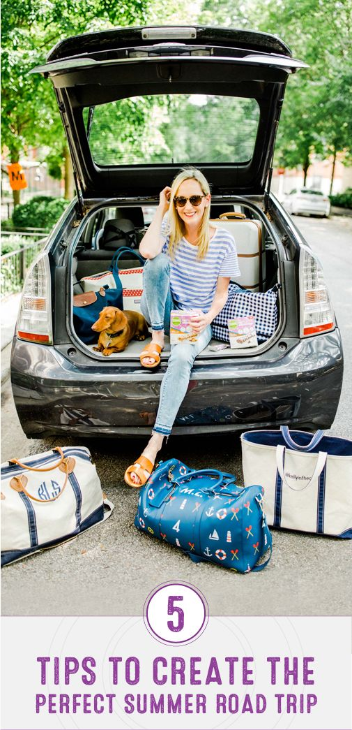 Gearing up for an adventure with your family this summer? Before you hit the road, check out these 5 Tips to Create the Perfect Summer Trip! With ideas for everything from packing hacks to bringing delicious snacks like ZonePerfect® Revitalize Nutrition Bars, this helpful guide is a great resource to use when you're looking for vacation inspiration!