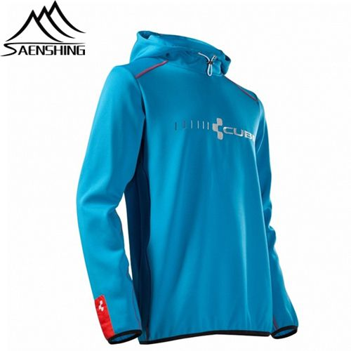 The Cube Half Dome MTB Hoodie - Men's Outlet