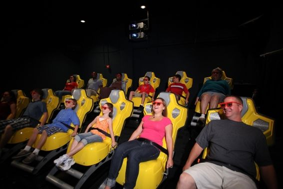 4d bioscoop
