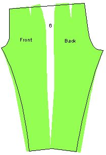 Ow to alter basic pants pattern into casual pants patter without side seams and also other pants patter alternations!