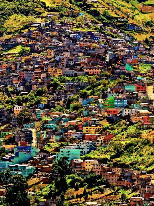 Quito, Ecuador. By Joy Gluck