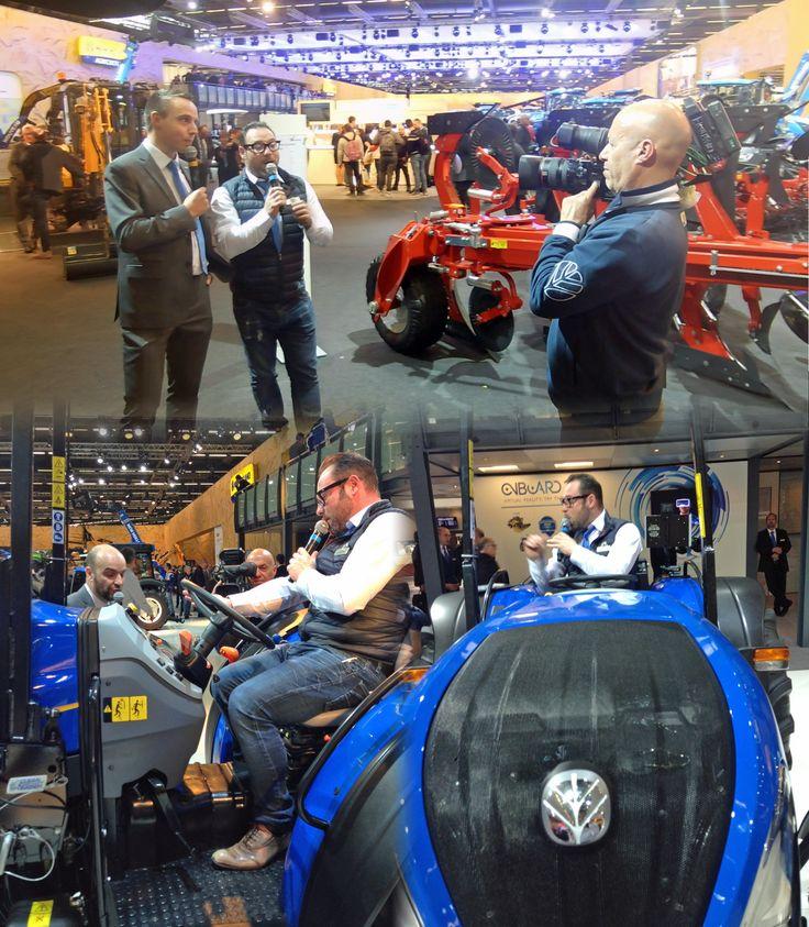 Les 25 meilleures id es de la cat gorie gros tracteurs sur for Salon de la machine agricole