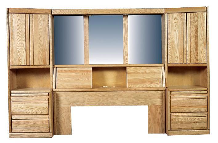 Contemporary Oak Bedroom Pier Wall Bedroom Ideas