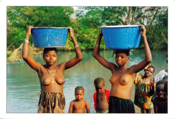 TOGO - Women from the north of the country
