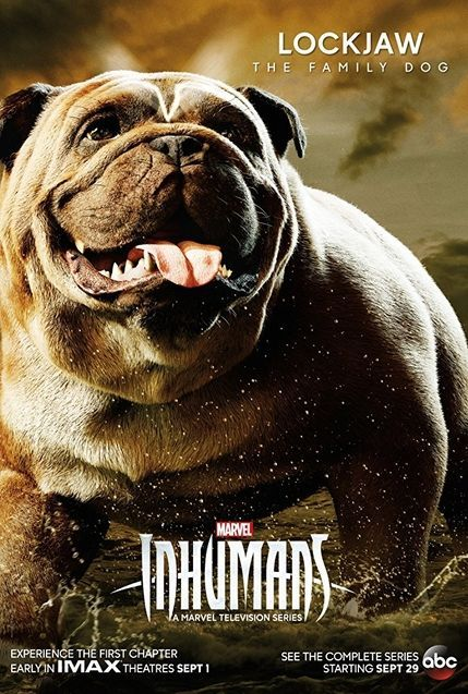 The Inhumans