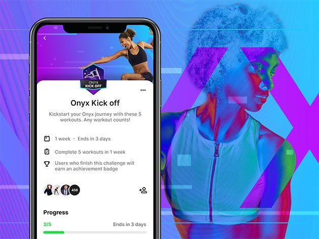 Onyx Home Workout App Lifetime Subscription For 79 Workout Apps At Home Workouts Wellness Apps