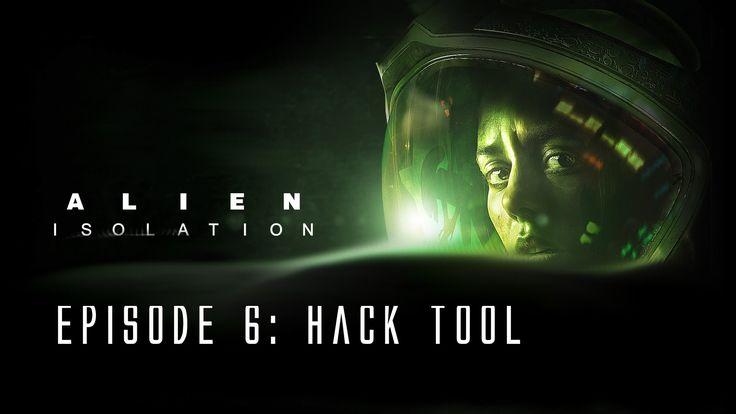 Alien: Isolation - Ep. 6 - We've got her hack tool!