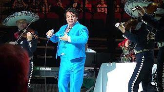 Juan Gabriel llora en su último concierto - YouTube