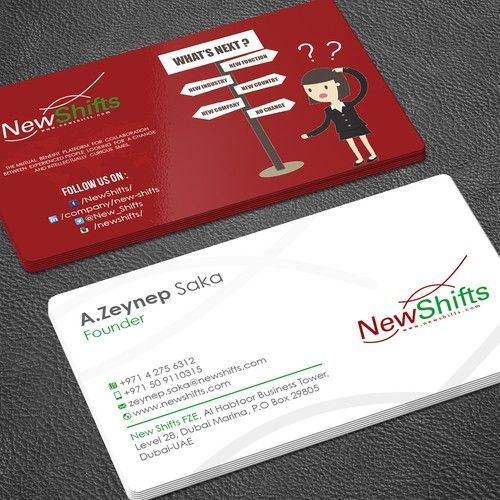 Design a professional but disruptive business card for most of the design a professional but disruptive business card for most of the experienced professionals it is extremely reheart