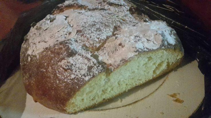 sweet vanilla loaf