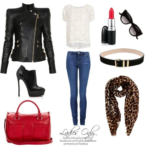 """""""Feeling like on catwalk"""" by ladies-only on Polyvore"""
