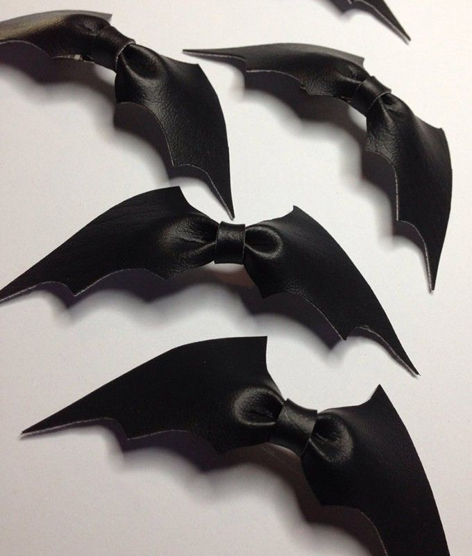 Le noeud papillon Batman !