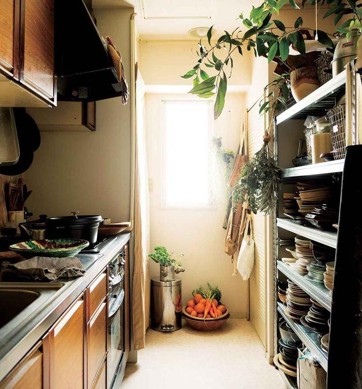 来年からは3つのルールでキレイを保つ!「キッチン収納の極意」 - itLIFE by FRaU(イットライフ バイ フラウ)