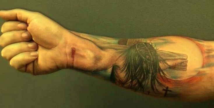 tatuaże na nadgarstku