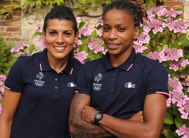 Equipes de France - Les Bleues enfin au Brésil, à l'heure olympique - FFF