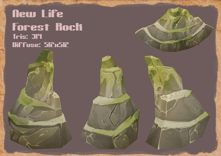 New Life: Handpainted Environment - Page 2 - Polycount Forum