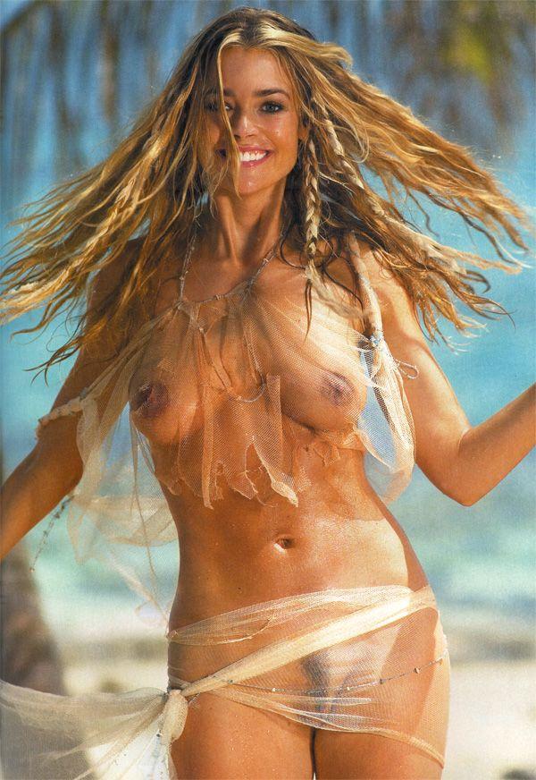Denise Richards Playboy Nacktfotos