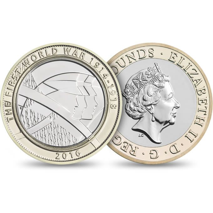 2016 Annual Collectors' Proof Coin Set | The Royal Mint®