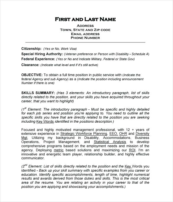 Military Veteran Resume Examples 2019 Resume Templates