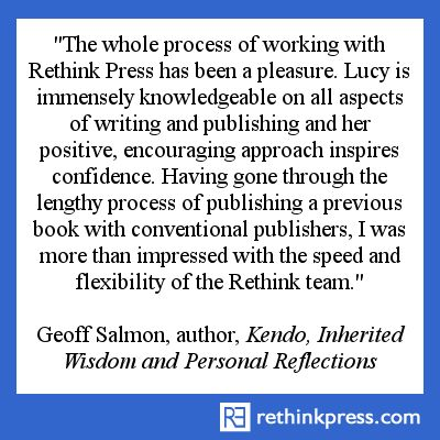 "Geoff Salmon, author ""Kendo, Inherited Wisdom and Personal Reflections"""