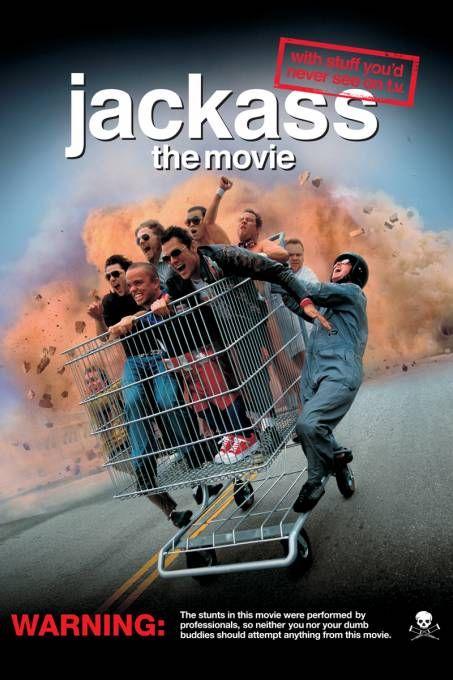 Jackass: The Movie  Description: Johnny Knoxville en zijn team van gekken gebruiken het concept van de MTV-show'Jackass'(een stel gasten doen gevaarlijke en weerzinwekkende stunts gewoon om te zien wat er zal gebeuren) en maken er een film van. Hierdoor kunnen ze nóg verder gaan in hun stunts dan ze op TV al konden.  Price: 2.99  Meer informatie