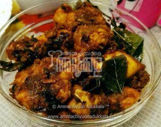 ചിക്കന് ചുക്ക | Ammachiyude Adukkala ™ - അമ്മച്ചിയുടെ അടുക്കള