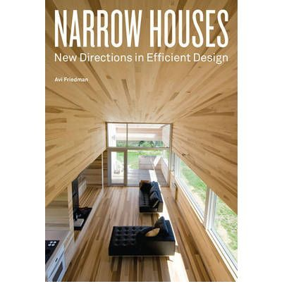 Since the beginning of the housing boom of the 1950s, the size of the average North American house has steadily grown while the size of the average family has decreased. Today, a growing number of homebuyers seeking smaller, more efficient residential designs are rediscovering a centuries old housing prototype: the narrow house. Measuring twenty-five-feet wide or less, these