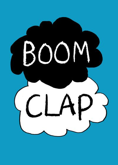 Boom Clap // Charli XCX // TFIOS