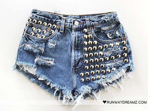 denim hotpants obsessed